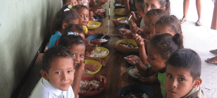 Comedores infantiles en 4 zonas | Ongkasak